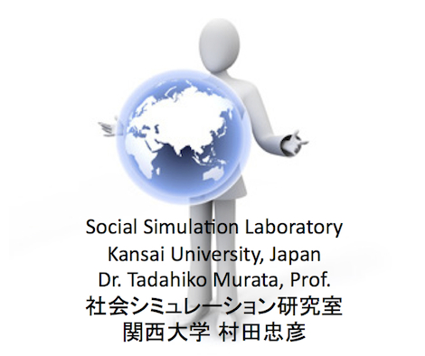 Social Simulation Lab, Kansai University, Japan