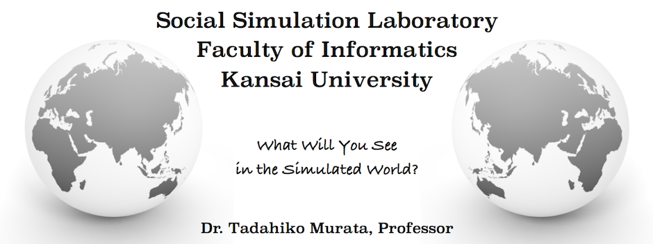 Social Simulation Laboratory, Faculty of Informatics, Kansai University, Japan